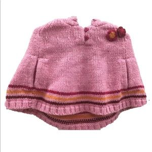 Old Navy Baby Shawl Capelet